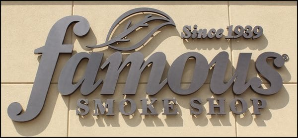 Famous Smoke Shop - E-Commerce Marketing Manager | Lord Knows ...